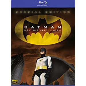 Batman Halt die Welt in Atem (Bd-K) [Blu-ray] [Import allemand]