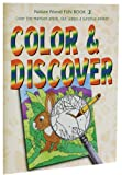 Color & Discover: Nature Friend Fun Book 2