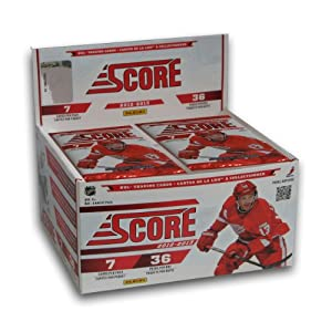 2012/13 Score Hockey box (36 pk)