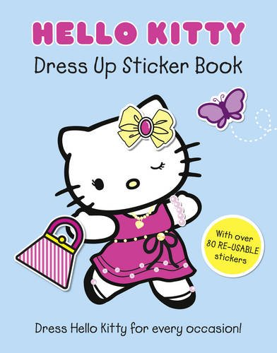 Hello Kitty - Hello Kitty Dress Up Sticker Book