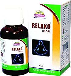 Wheezal Relaxo Drops 30 ml (PACK OF 3)