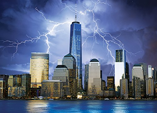 New York World Trade Center 1000 Piece Puzzle Jigsaw Puzzle 27 x 19in (Puzzle Center 1000 compare prices)