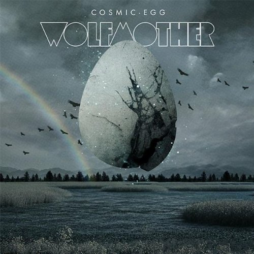 Cosmic Egg (Deluxe Edition) by Wolfmother (2009) Audio CD