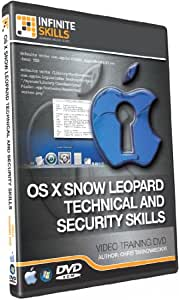Infinite Skills OS X Snow Leopard Technical and Security Training DVD - Tutorial Video (PC / Mac)