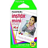 Fujifilm 16026678mono Instax Mini Film