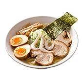 ご当地ラーメンストレートスープの本店直送便「シロエビ塩チャーシューめん」3食セット