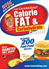 The CalorieKing Calorie, Fat & Carboh…