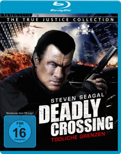 Deadly Crossing - Tödliche Grenzen - The True Justice Collection [Blu-ray]
