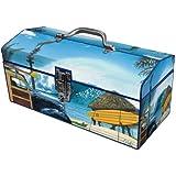 Sainty Art Works 24-027 Art Deco Break Time Tool Box