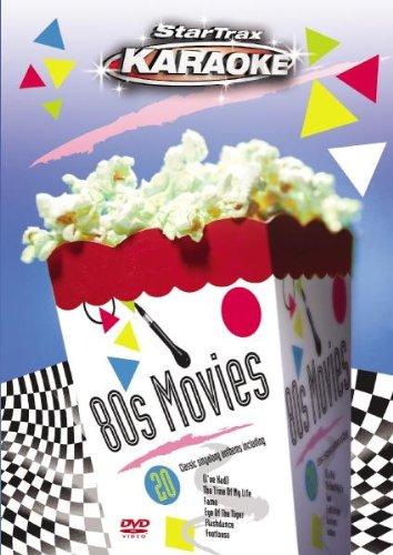 Karaoke - 80's Movies [DVD]