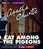 Cat Among the Pigeons (Hercule Poirot Mysteries) Agatha Christie