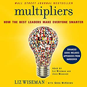 Multipliers Audiobook
