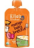 Ella's Kitchen, Mango Baby Brekkie, 3.5 Ounce (Pack of 7)