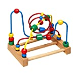 Wooden Toys Wooden Bead Maze