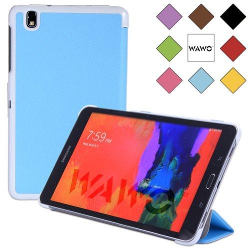 Wawo Samsung Tablet Fold Case (For Galaxy Tab Pro 8.4, Pale Blue)
