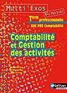 Comptabilité et gestion des activités - Term Bac Pro Comptabilité par BROCHOT