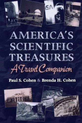 美国的科学宝藏: 旅行同伴 (美国化学学会出版)