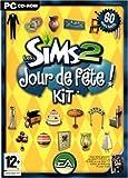 echange, troc Les Sims 2 Kit Jour de Fête