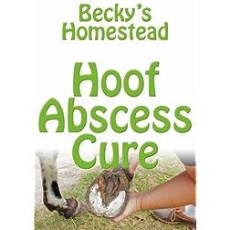 DVD: Horse Hoof Abscess Cure