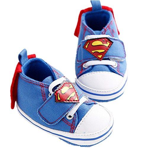 GenialES®, Stivaletti bambini Blue 9 - 12 mesi