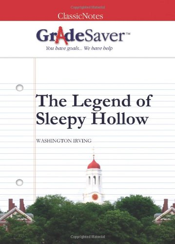Washington irving the legend of sleepy hollow analysis essay