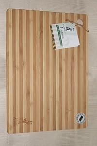 "Laguna Island Bamboo Cutting Board 11""x8-1/4""x1/4"" Renewable Resource-Apartment Size"