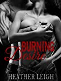 img - for Burning Desire (Condemned Angels MC Series #1) book / textbook / text book