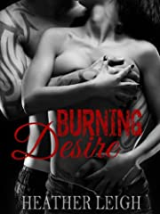 Burning Desire (Condemned Angels MC Series #1)