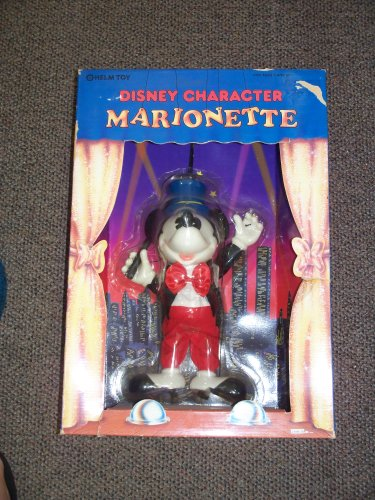 Disney Charactor Marionette By Helm Toy 10