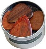 Timber Tones TTAGT4 Plektrum für Akustikgitarren (4-er Stück Tin)
