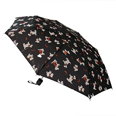 Dog/Puppy Pattern Umbrella/Brolly