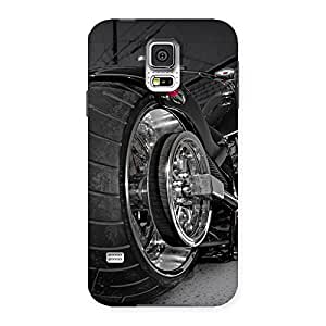 Ajay Enterprises Wo Super Bike Back Case Cover for Samsung Galaxy S5