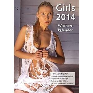 Wochenkalender Girls 2014
