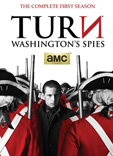 Turn: Washington's Spies [DVD] [Import]