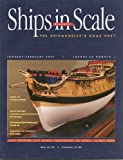 "Ships in Scale: Corels Real De France a Colorful 18th Century Galley Part 1; Flat-bottomed Boats Part 2; the Scotch Yoke Drive System for Sternwheel River Boats; Scratchbuilt ""CSS Stonewall;"" Thickness Sander You Can Build; Home Made Spray Booth (Vol XV No. 1)"