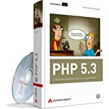 """PHP 5.3 - Dynamische Websites professionell programmieren. Mit PHP 5 und vielen Tools auf CD. (Programmer's Choice)von """"Christian Wenz"""""""
