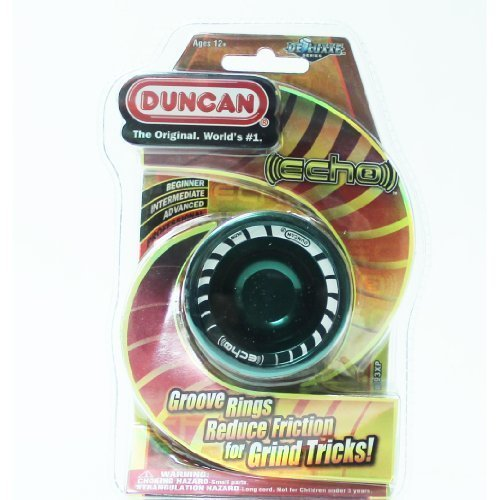 Duncan Echo 2 Yo-Yo - Aluminum - NEW! Green by Duncan
