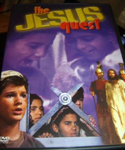 JESUS QUEST THE DVD REGION FREE PAL DVD Inspirational Films Inc The Story of Jesus for Children A