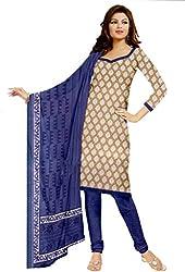 Charu Boutique Cotton Printed Unstitched Dress Material