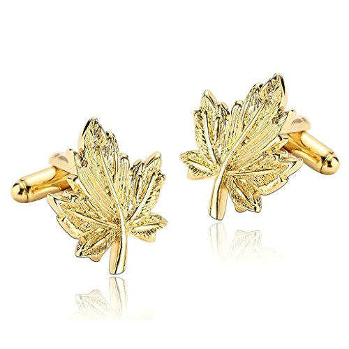 men-cuff-links-stainless-steel-vintage-leaf-gold-cufflinks-for-men-by-aienid
