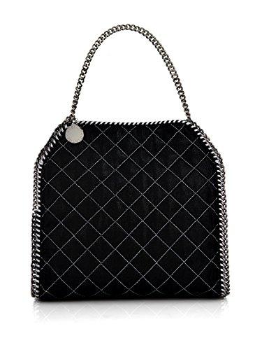 stella-mccartney-small-faux-handbag-falabella-new-black-silver-new