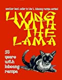 img - for Living with the Lama book / textbook / text book