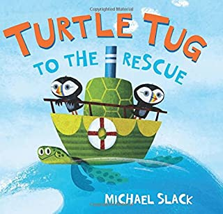 Book Cover: Turtle Tug to the Rescue