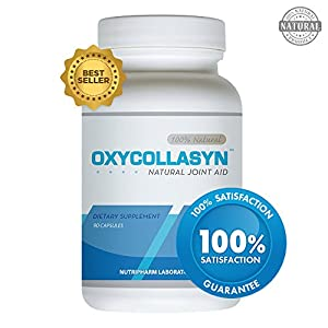 Oxycollasyn - Joint Pain Relief Supplements - Relieves Joint Pain Fast