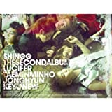 SHINEE - 2nd Album [ LUCIFER ] TYPE A CD+Booklet K-POP Seal SM