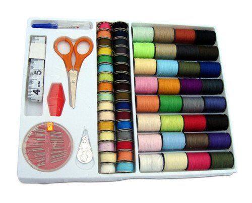 Cheapest Price! Michley Lil' Sew and Sew 100-Piece Sewing Kit