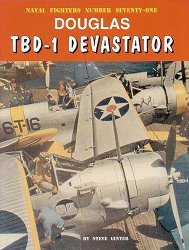 Douglas TBD-1 Devastator Naval Fighters Number seventy-one  Consign094261285X