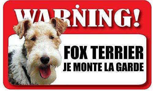 plaque-je-monte-la-garde-fox-terrier