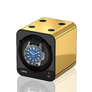 Estuche de lujo con adaptador cuadrado - ORO Colour - de BECO Technic - sistema MODULAR - potencia compartir Tecnología - PROGRAMABLE - de alta calidad de Beco