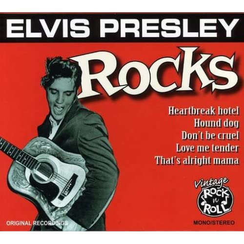 Rocks-Heartbreak-Hotel-Elvis-Presley-Audio-CD